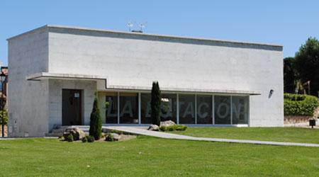 Centro Cultural de La Estación de El Espinar