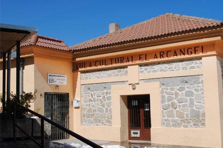 Centro Cultural y Biblioteca de San Rafael