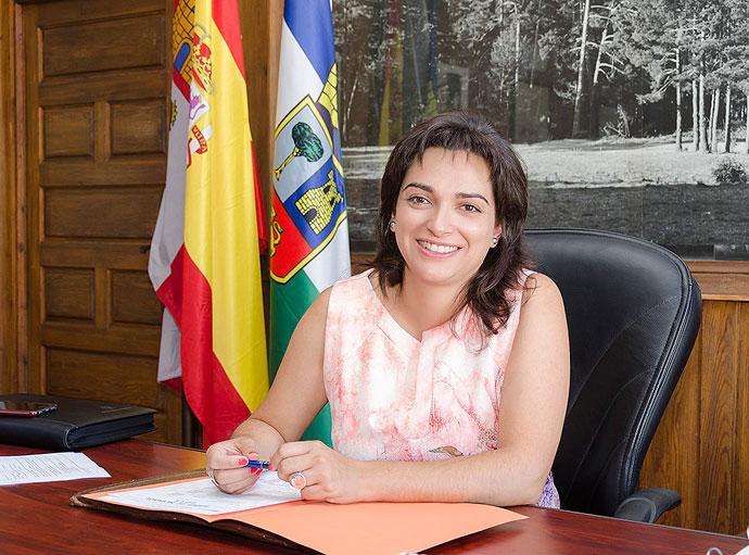 Alcaldesa El Espinar